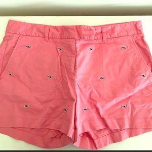 Vineyard Vine whale shorts
